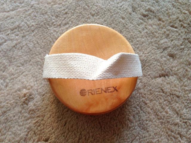 Orienex-ボディブラシ-高級な馬毛100%-角質除去-全身マッサージ