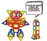 Magnetic Blocks STEM Educational Toys Magnet