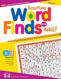 Scripture Word Finds for Kids Puzzle Book (I'm Learning the Bible Activity Book)