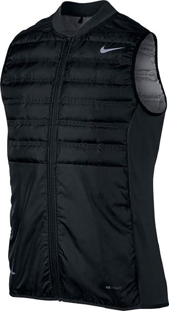 Nike Men's Golf Aeroloft Vest Black, ...