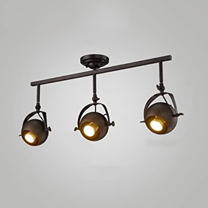 sports shoes bef7c 9570c Amazon.com: KMYX Retro Industrial Ceiling Light Wall Lamp ...