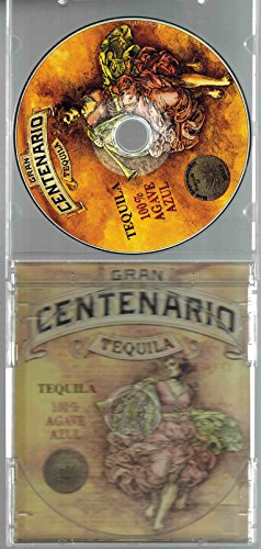 Gran Centenario Tequila (Audio CD) - Various Artists (Mariachi Arriba Juarez and others)