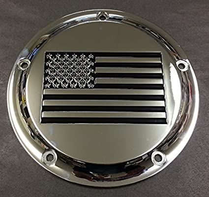 Harley Davidson Covers >> Harley Davidson Derby Covers Custom Motorcycle Derby Covers Ghost Flag