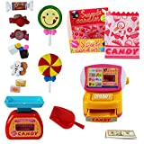 P&F Pretend Play Dream Candy Store Shop with
