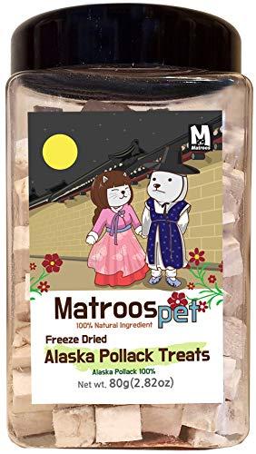 Matroospet Freeze Dried Fish Treat