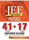 41 + 17 Years Chapterwise Solutions Physics for JEE (Adv + Main)