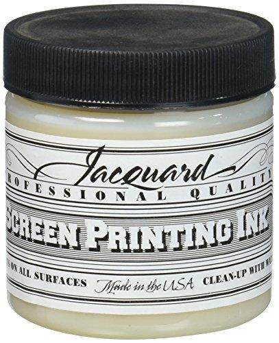Fabric Extender - Jacquard JAC-JSI1100 Screen Printing Ink Colorless Extender, 4 oz