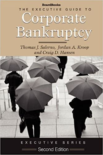 Book Executive Guide to Corporate Bankruptcy