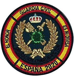 Parche Piolin Defendi la Unidad de España Policia y Guardia Civil ...