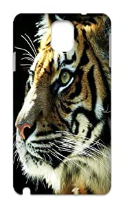 Cool Tiger Back Case Hard Durable Samsung Galaxy Note3 N9000 Case