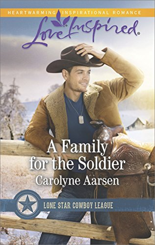 book cover of A Family for the Soldier