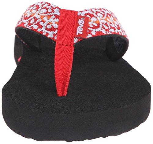 II Mush Companera Red Flip Women's Teva Flop aEp4q8nU