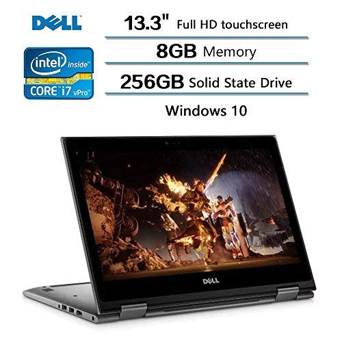 2018 Flagship Dell Inspiron 13 Laptop 13.3