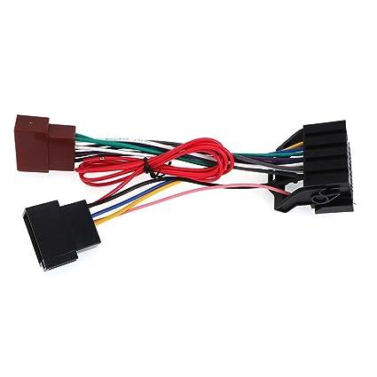 Autostereo Auto Car Stereo arnés adaptador de cable 12 - 131 ...
