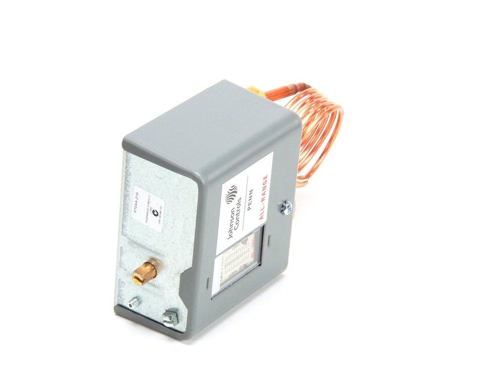 International Cold Storage 13997 Low Pressure Control No.8