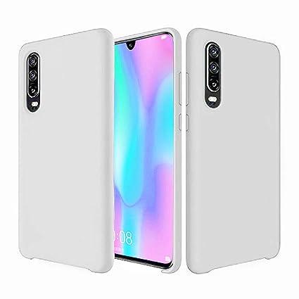Amazon.com: Funda para Huawei P30 / P30 Pro Silicona Líquida ...