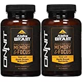 Onnit Labs Alpha Brain - 90 Vcaps (180)