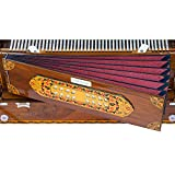 Scale Changer Harmonium by Maharaja Musicals, In