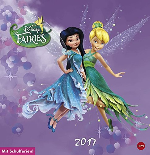 Disney Fairies Posterkalender 2017