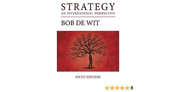 De Wit, B: Strategy: Amazon.es: De Wit, Bob, Meyer, Ron ...