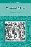 download ebook visions of politics, vol. 2: renaissance virtues (visions of politics (paperback)) pdf epub