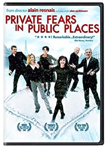 Private Fears in Public Places (Version française) [Import]
