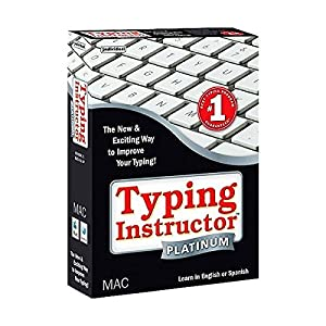 Typing Instructor 21 Platinum Kids to Adults for Mac
