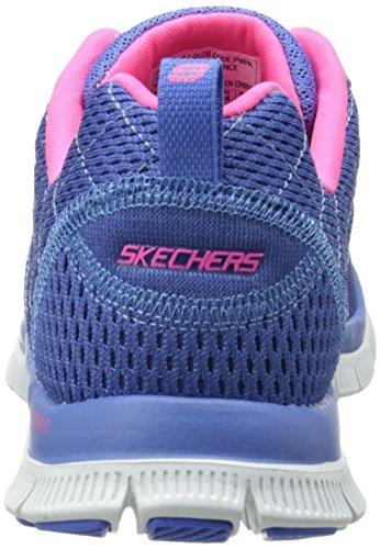 Skechers Sport Vrouwen De Hand Liggende Keuze Fashion Sneaker Maagdenpalm Mesh / Roze Bekleding