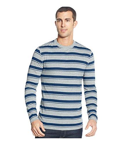 Blue Striped Ls Shirt - 8