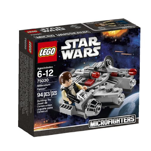 LEGO Star Wars Microfighters Series 1 Milennium Falcon (75030) (Discontinued by manufacturer)