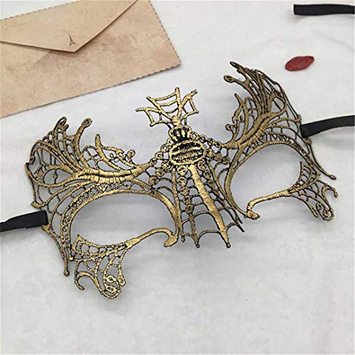 PATY&COSMSK Eye Mask for Party Mask Venetian Carnival Mask Masquerade Lace Masks Ball Halloween Dress Costume Masque Eye Mask14]()