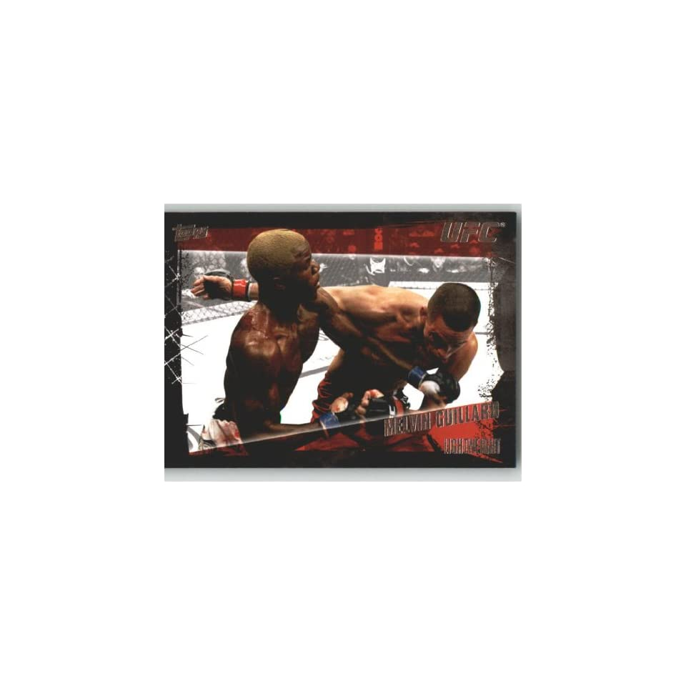 2010 Topps UFC Trading Card # 42 Melvin Guillard (Ultimate