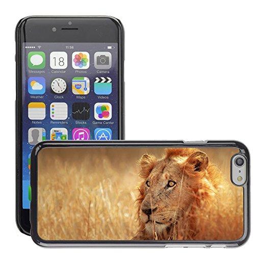 "Premio Sottile Slim Cassa Custodia Case Cover Shell // V00002187 herbages Lion // Apple iPhone 6 6S 6G PLUS 5.5"""