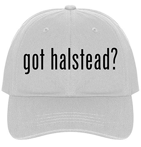 The Town Butler got halstead? - A Nice Comfortable Adjustable Dad Hat Cap, White