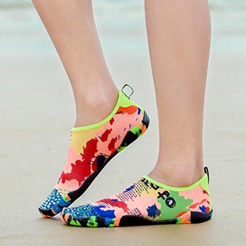 Basses Multicolore wuayi Femme wuayi Femme Sneakers Sneakers Multicolore wuayi Basses CgqW0