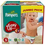 Pampers Easy Ups Size 5 (Junior) Jumb...