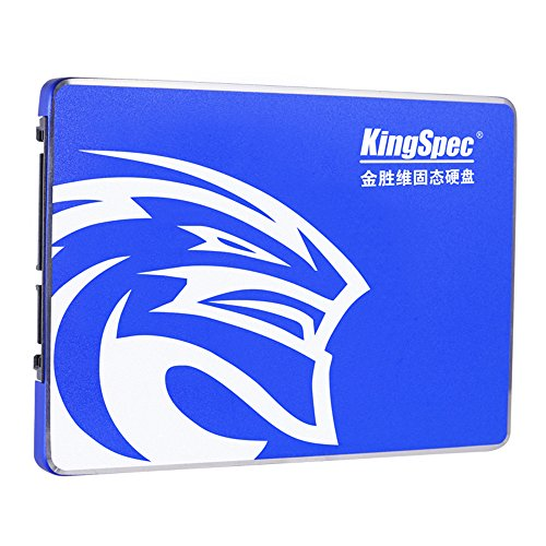 KKmoon Digital SSD Solid State Drive SATA III 3.0 2.5'' 128GB MLC for Computer PC Laptop Desktop by KKmoon