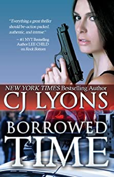 Borrowed Time (A Romantic Thriller) by [Lyons, CJ]
