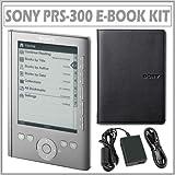 Sony PRS-300SC Digital Reader Pocket Edition in Silver w/ Premium Protective ...