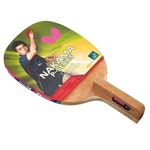 Butterfly Nakama P-1 Table Tennis Racket 2 Balls – Japanese Penhold Carbon Blade – Sriver 1.9mm Rubber – ITTF Approved 51JkCGShpWL  Home Page 51JkCGShpWL