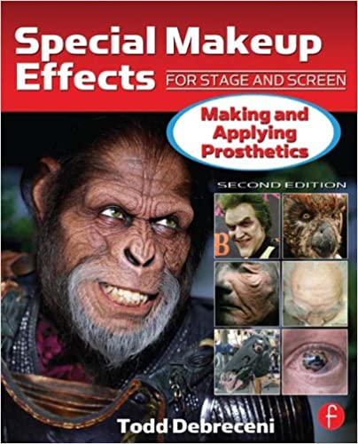 Special makeup effects for stage and screen making and applying special makeup effects for stage and screen making and applying prosthetics kindle edition by todd debreceni humor entertainment kindle ebooks fandeluxe Images