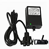SHENGLE 12V Kids Power Wheels Charger, Yamaha 700R Toyota FJ Cruiser 12V Adapter for Special Children Electric Ride On Toy RC Car Battery Supply Replacement B-type Plug