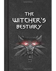 """The Witcher's Bestiary: Black Leather Collection 