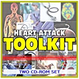 Heart Attacks and Coronary Artery Disease (CAD) Toolkit - Comprehensive Medical Encyclopedia with Treatment Options, Clinical Data, and Practical Information (Two CD-ROM Set)
