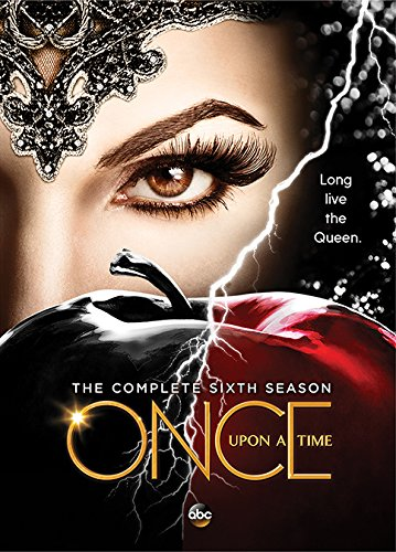 DVD : Once Upon a Time: The Complete Sixth Season (Oversize Item Split, Boxed Set, 5 Disc)