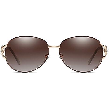 JTCT Gafas de Sol de Moda Moda polarizados Diamantes ...