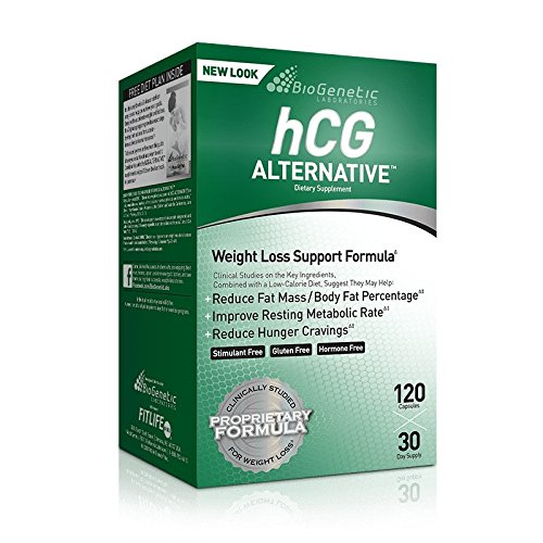 Biogenetic Laboratories hCG Alternative Weight Loss Support Formula (Fat Loss Support Formula)