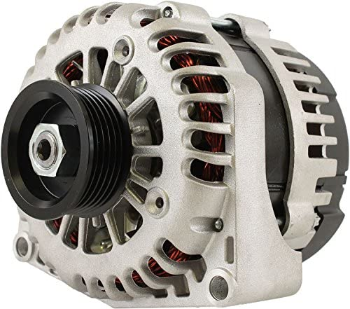 Avalanche New Alternator for Escalade Suburban 09-14 Silverado 1500 2500 3500
