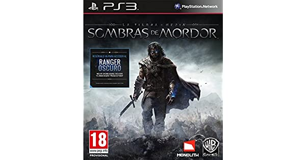 La Tierra-Media: Sombras De Mordor - Essentials: Amazon.es ...