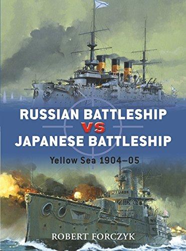 Russian Battleship vs Japanese Battleship: Yellow Sea 1904–05 (Duel)